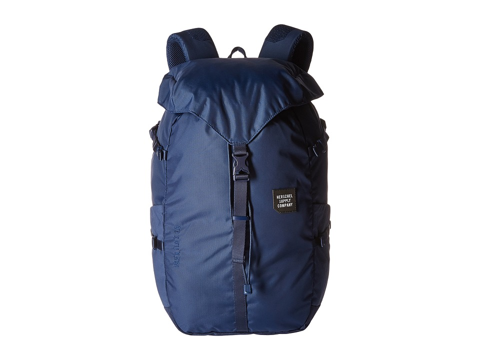 Herschel Supply Co. - Barlow Large (Peacoat) Backpack Bags