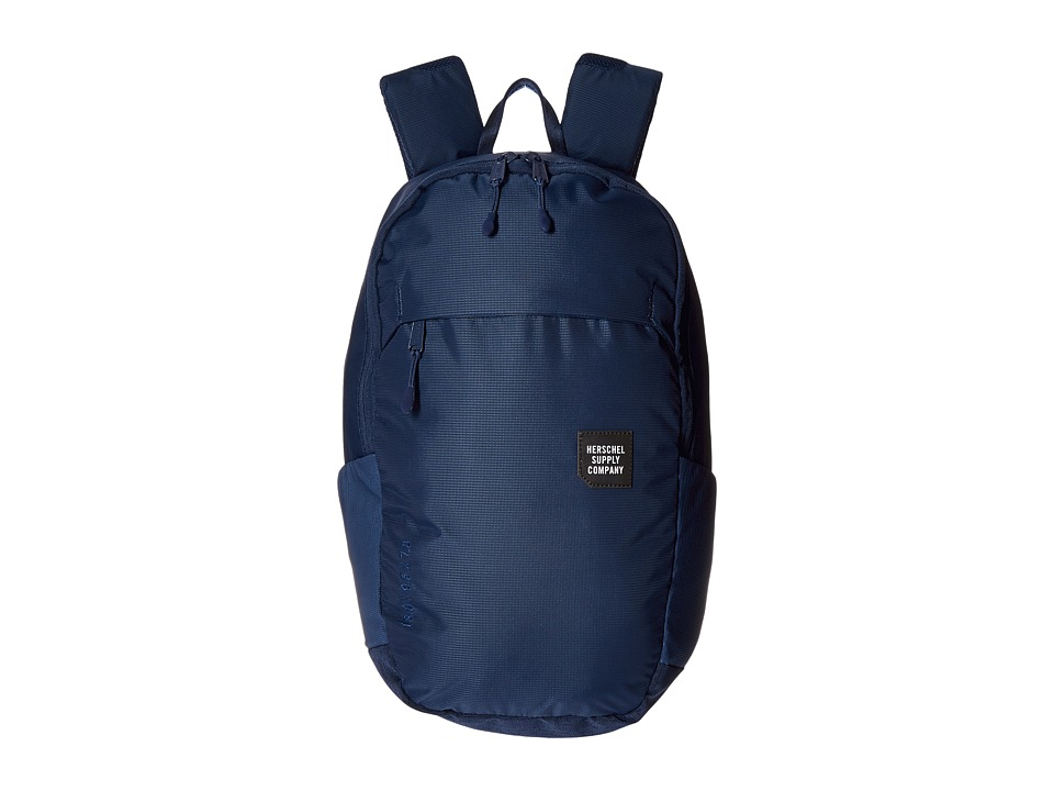 Herschel Supply Co. - Mammoth Medium (Peacoat) Backpack Bags