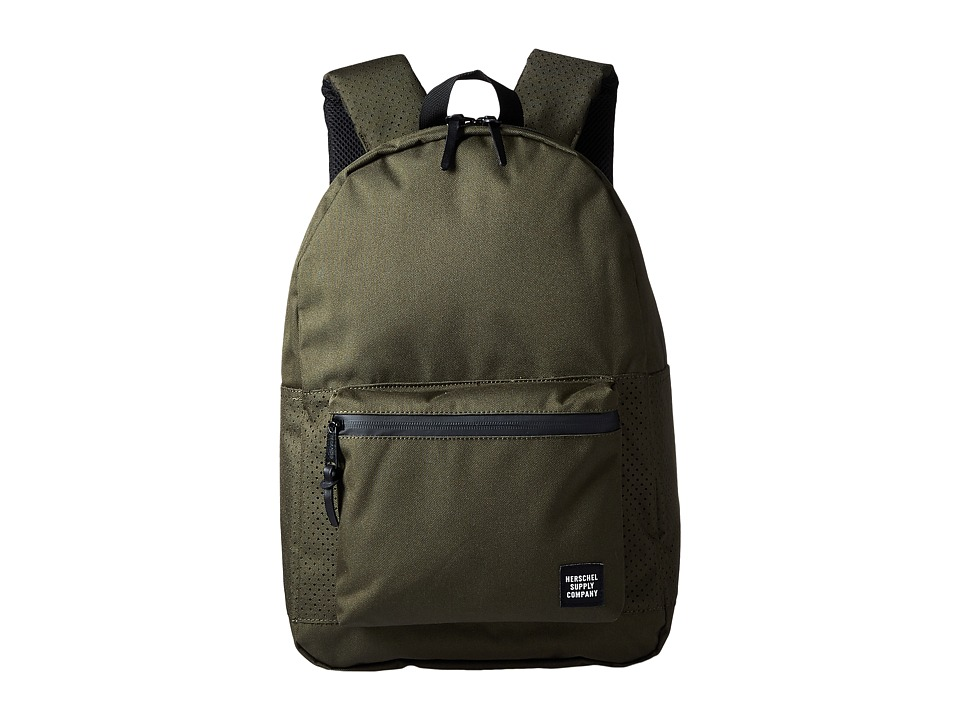Herschel Supply Co. - Settlement (Forest Night/Black Rubber) Backpack Bags