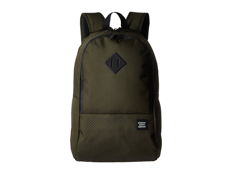 Herschel Supply Co. - Nelson (Forest Night/Black Rubber) Backpack Bags