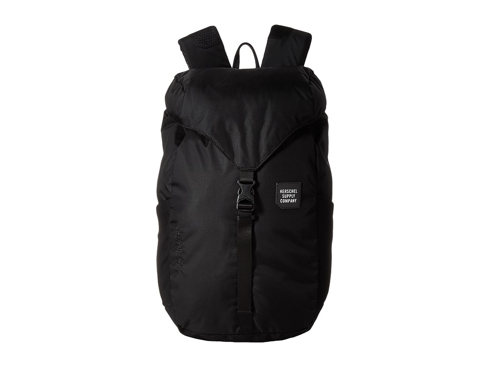 Herschel Supply Co. Barlow Medium (Black) Backpack Bags
