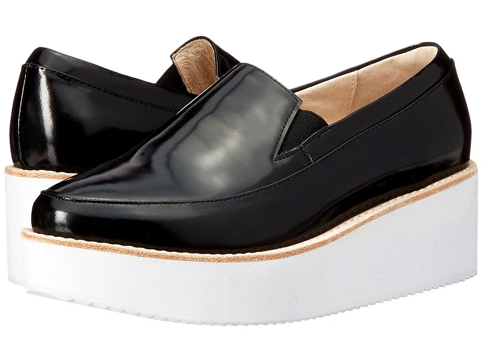 Sol Sana - Tabbie SS Wedge (Black) Women's Wedge Shoes