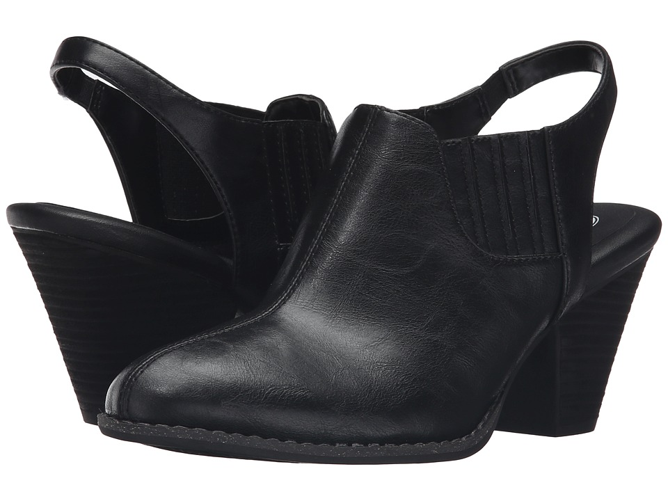 Dr. Scholl's - Clout (Black) Women's Shoes