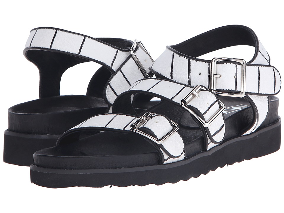 Sol Sana - Dekota Sandal (Stripe Print) Women's Sandals