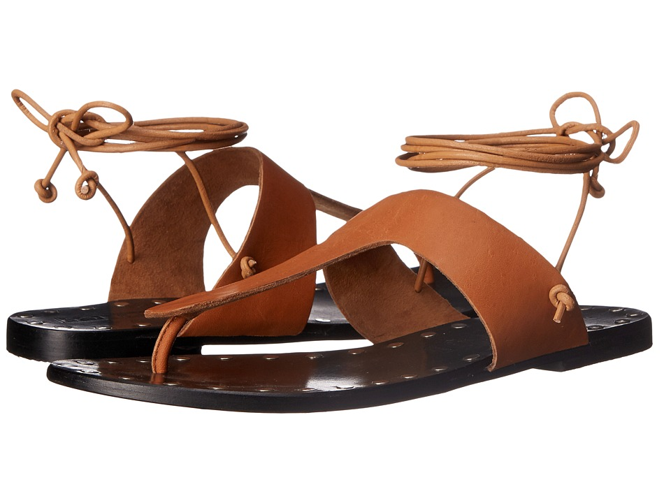 Sol Sana - Lara Sandal (Burnt Tan) Women's Sandals