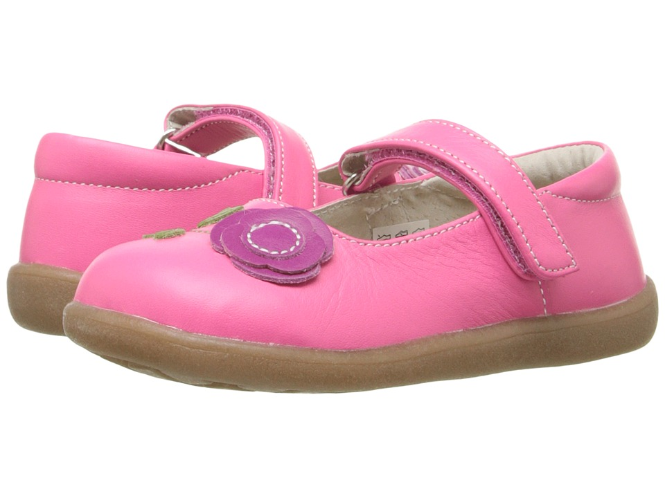 See Kai Run Kids - Carli (Toddler) (Hot Pink/Berry) Girl's Shoes