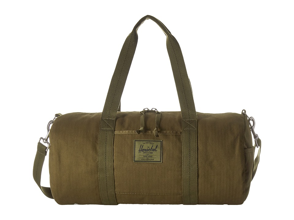 Herschel Supply Co. - Sutton Mid-Volume (Army) Duffel Bags