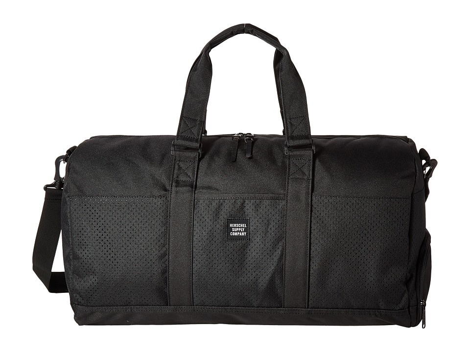 Herschel Supply Co. - Novel (Black/Black 2) Duffel Bags