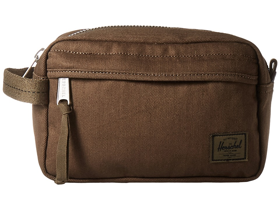 Herschel Supply Co. - Chapter (Army) Toiletries Case