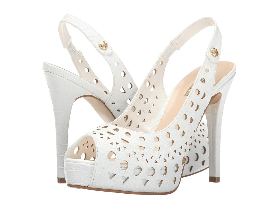 GUESS - Almirra (White 1) High Heels