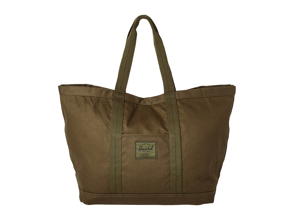 Herschel Supply Co. - Bamfield (Army) Tote Handbags