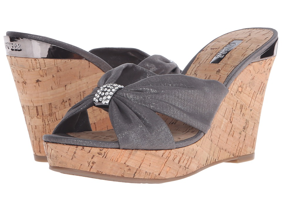 GUESS - Betzy (Pewter) Women