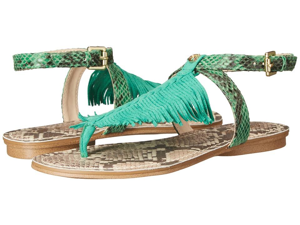 GUESS - Guavva (Green) Women's Sandals