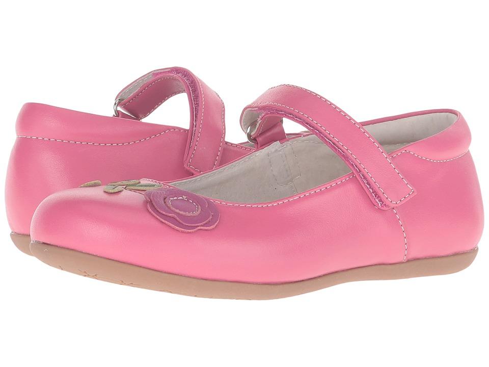 See Kai Run Kids - Carli (Toddler/Little Kid) (Hot Pink/Berry) Girl's Shoes