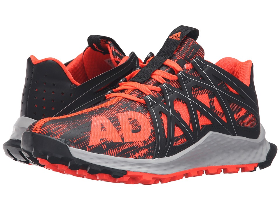 adidas Running - Vigor Bounce (Solar Red/Scarlet/Core Black) Men's Running Shoes