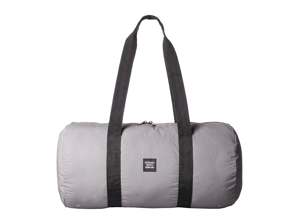 Herschel Supply Co. - Packable Duffle (Silver Reflective) Duffel Bags