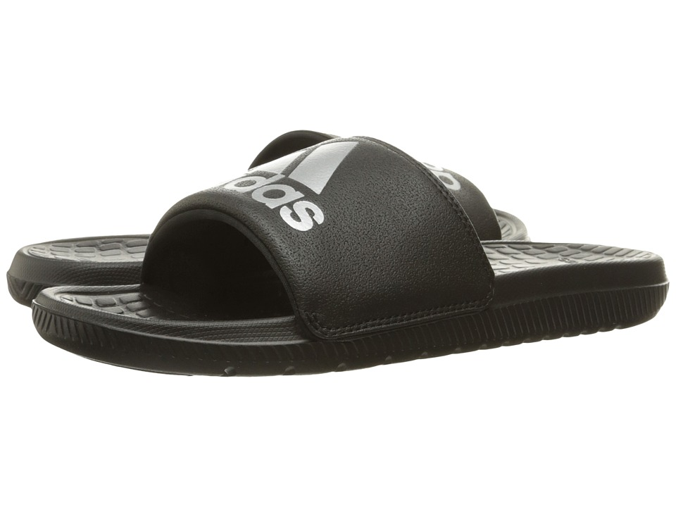adidas - Voloomix (Black/Silver Metallic 1) Men's Sandals