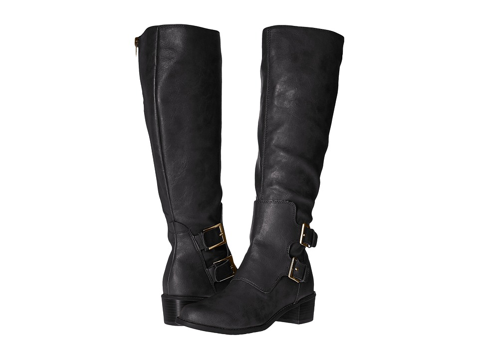 Aerosoles - Ever After (Black) Women's Pull-on Boots