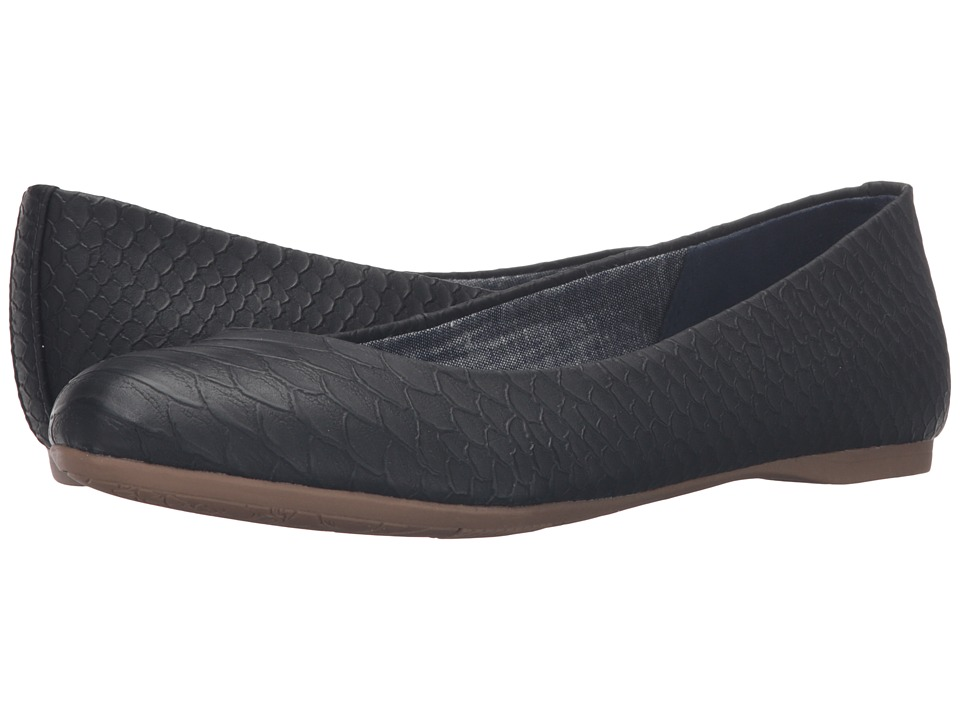 Dr. Scholl's - Giorgie (Black Python) Women's Shoes