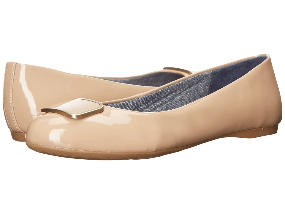 Dr. Scholl's - Giselle (Sand Patent) Women's Shoes