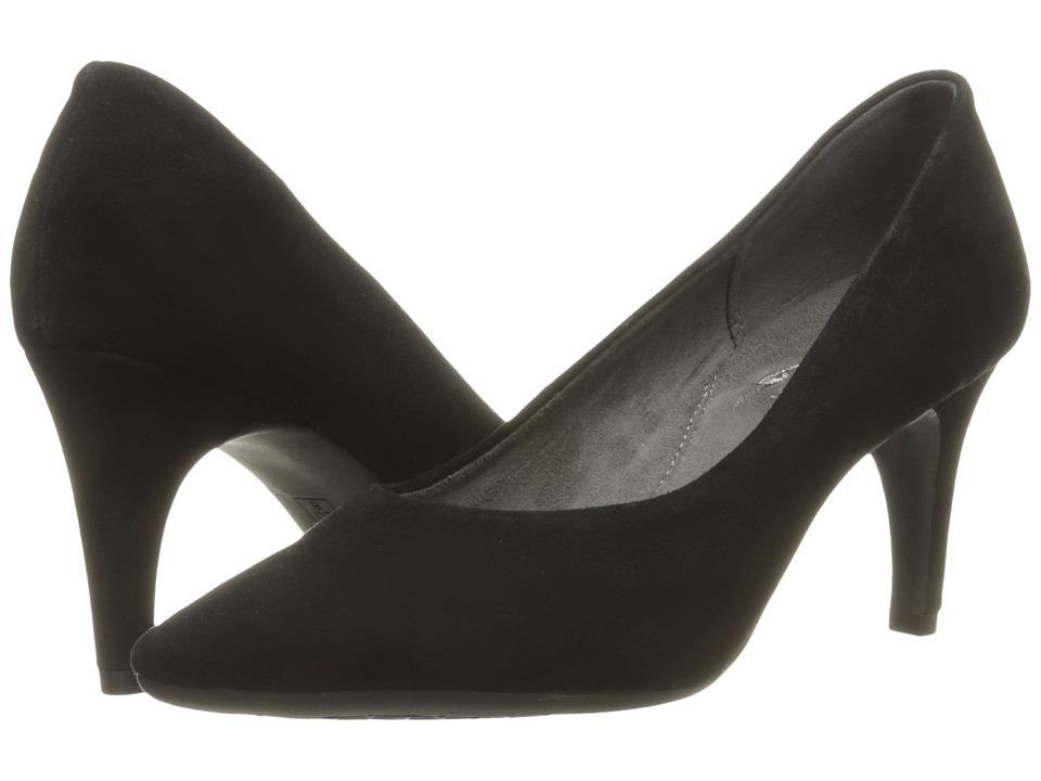 Aerosoles - Exquisite (Black Suede) High Heels