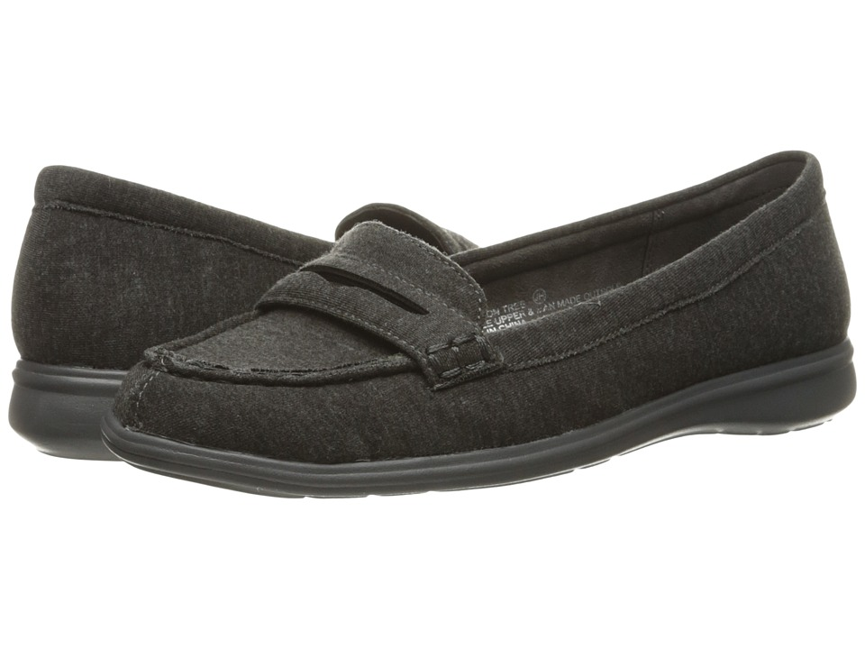 Aerosoles - Limon Tree (Dark Gray Combo) Women's Flat Shoes