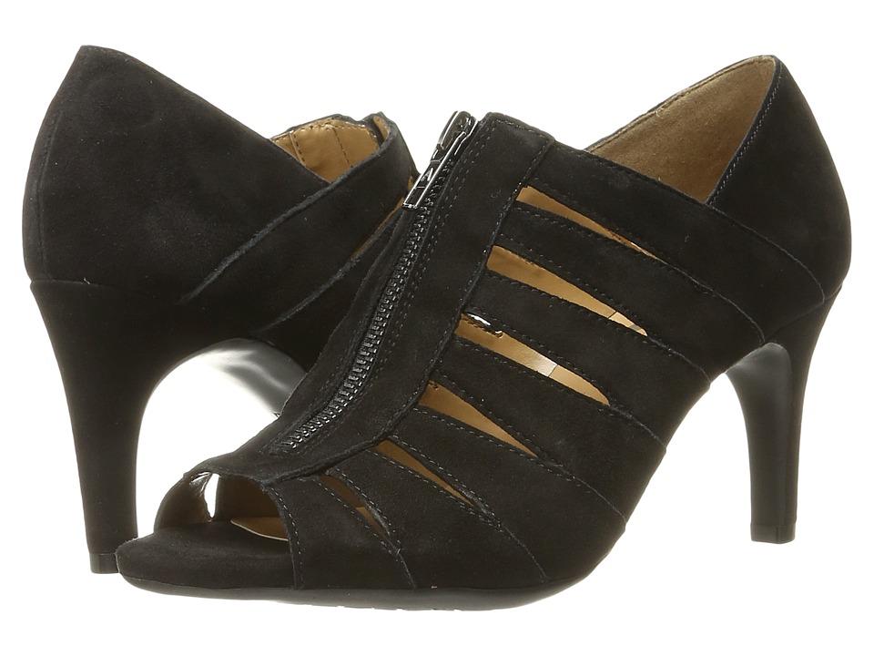 Aerosoles - Lambada (Black Suede) High Heels