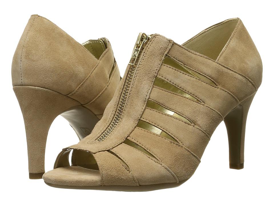 Aerosoles - Lambada (Light Tan Suede) High Heels