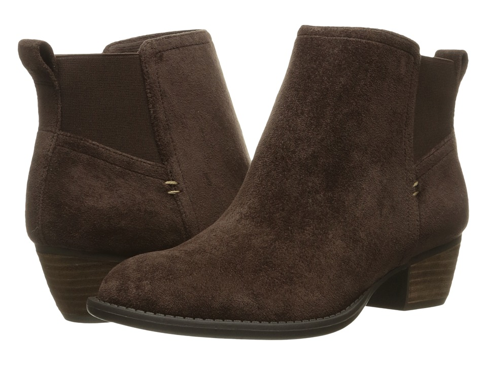 Dr. Scholl's - Jorie (Brown Microsuede) Women's Shoes