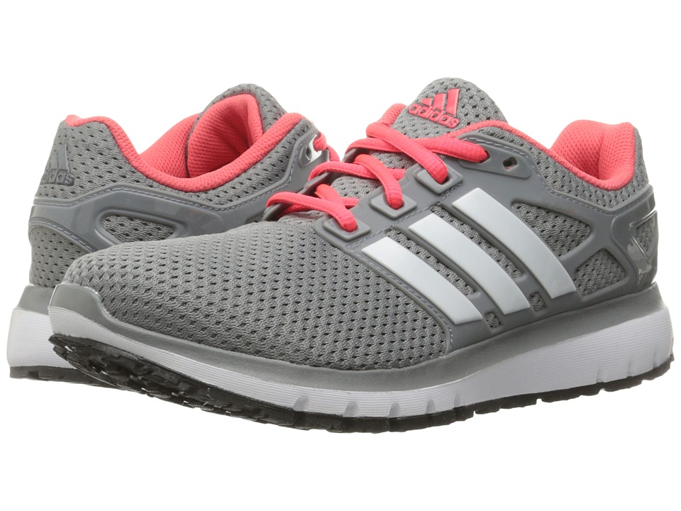adidas Running - Energy Cloud WTC (Grey/White/Charcoal Heather Solid Grey) Women's Running Shoes