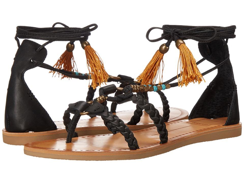 Dolce Vita - Jinny (Black Leather) Women's Shoes