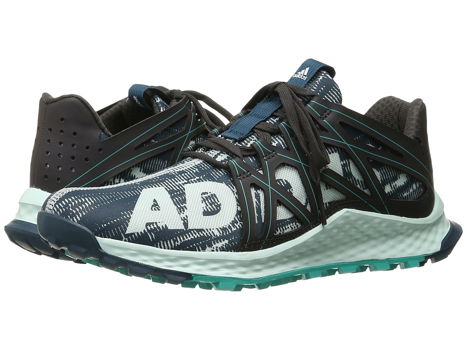 adidas Running - Vigor Bounce (Utility Green/Ice Mint/Utility Black) Women's Running Shoes
