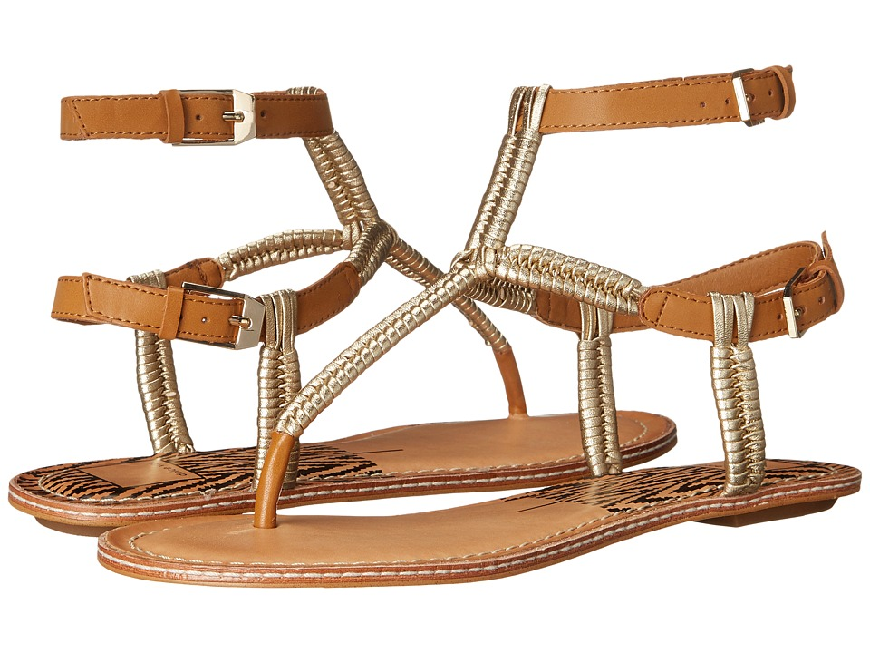 Dolce Vita - Kendra (Gold Stella) Women's Shoes