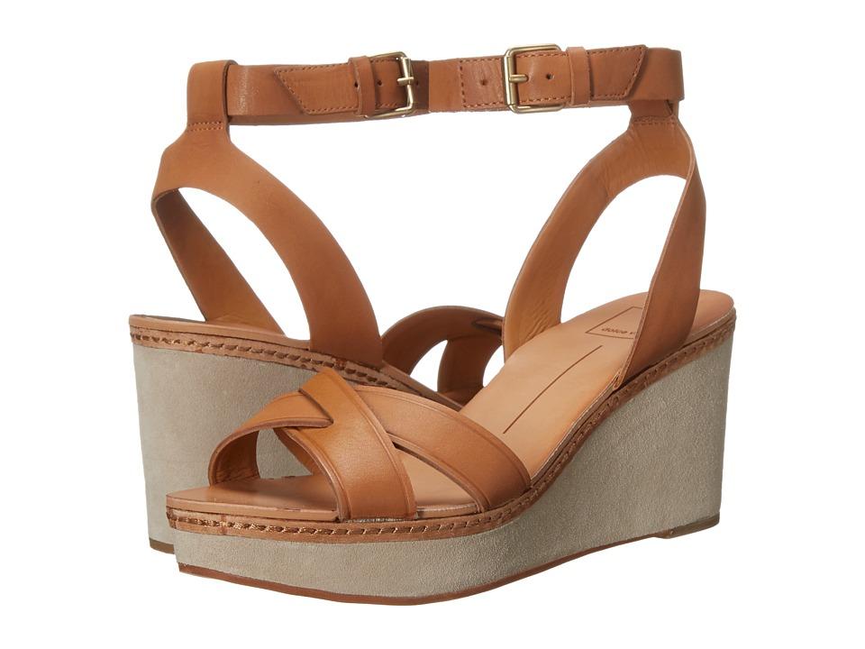 Dolce Vita Peyton (Caramel Leather) Women