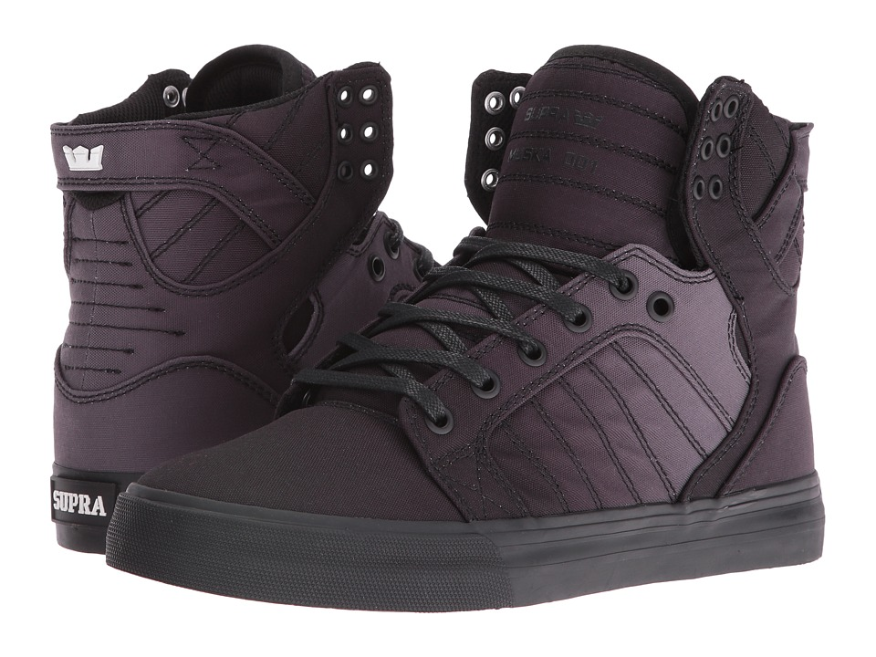 Supra - Skytop (Black Fade Nylon) Women's Skate Shoes