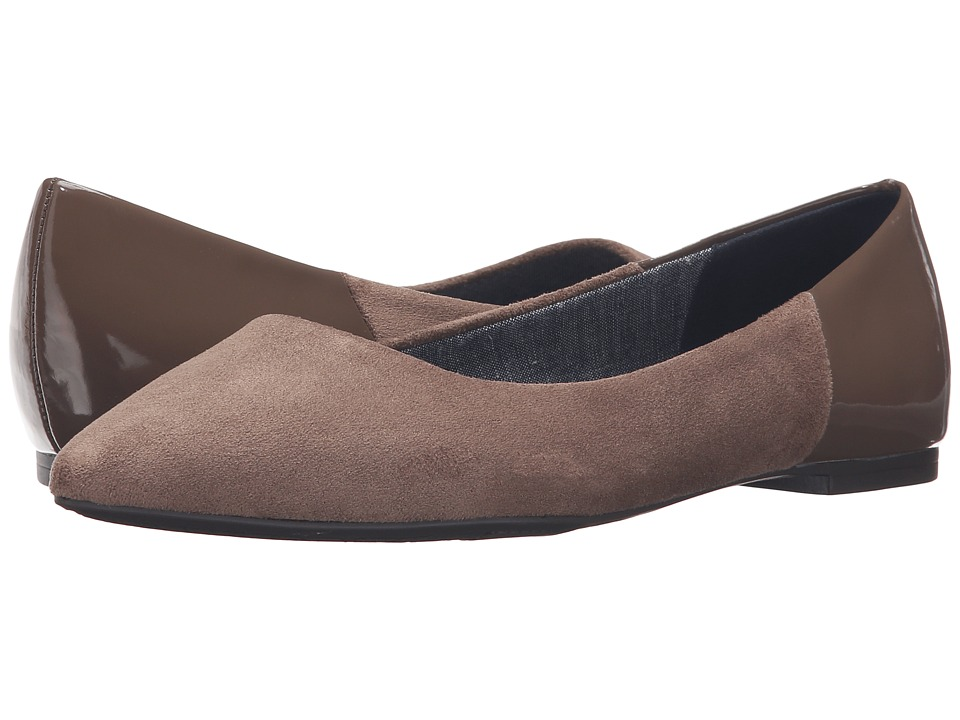 Dr. Scholl's - Sidney (Stucco Microsuede) Women's Shoes