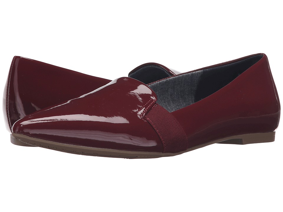 Dr. Scholl's - Sincerity (Wine Patent) Women's Shoes