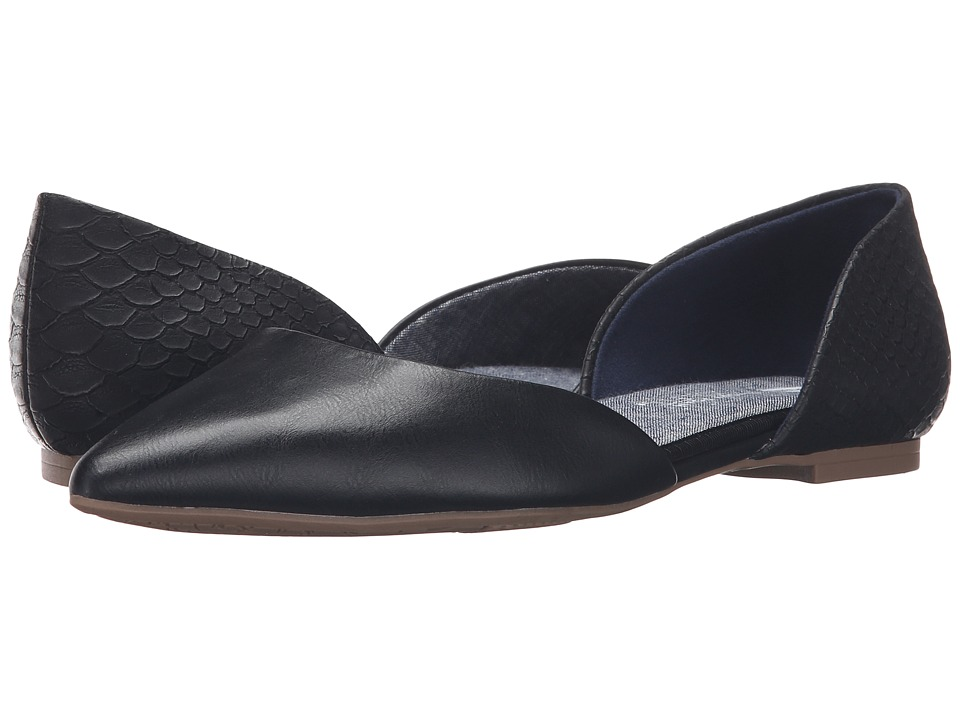 Dr. Scholl's - Svetlana (Black Python) Women's Shoes