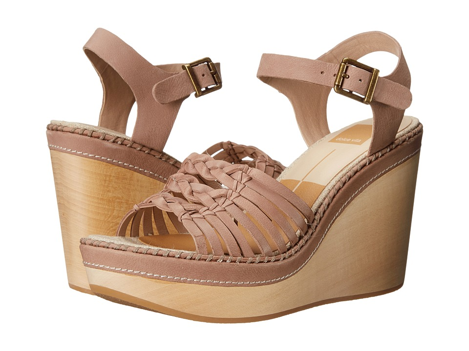Dolce Vita - Ria (Taupe Nubuck) Women's Shoes