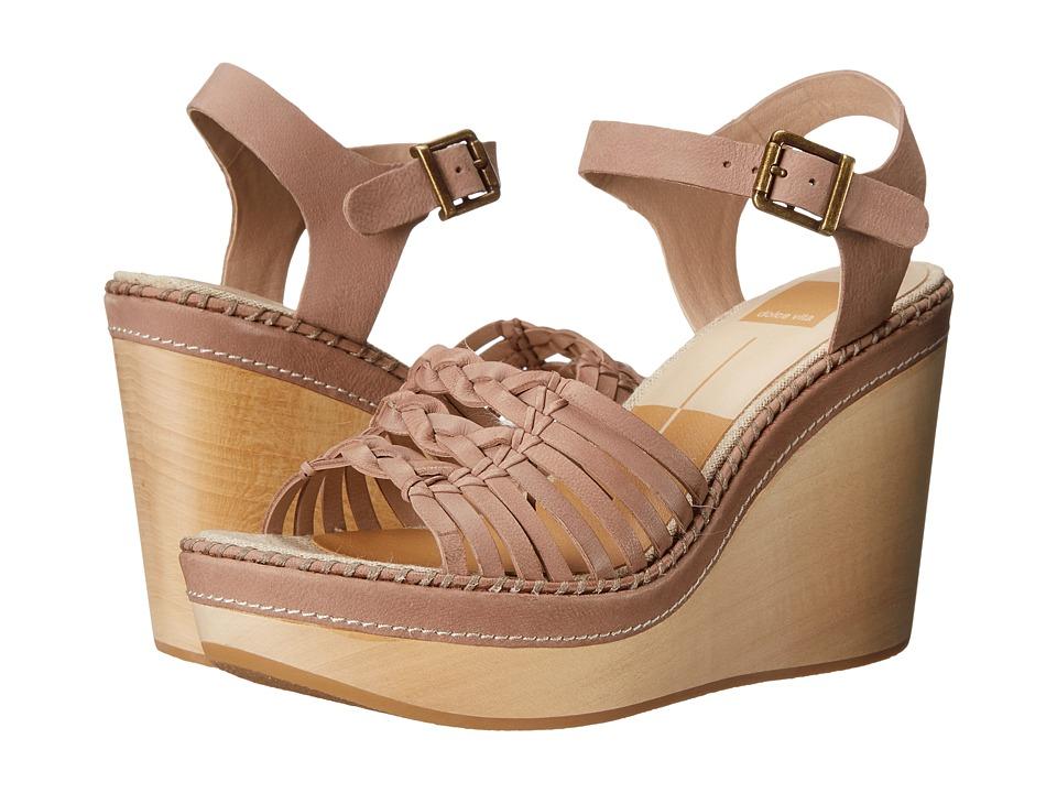 Dolce Vita - Ria (Taupe Nubuck) Women's Shoes