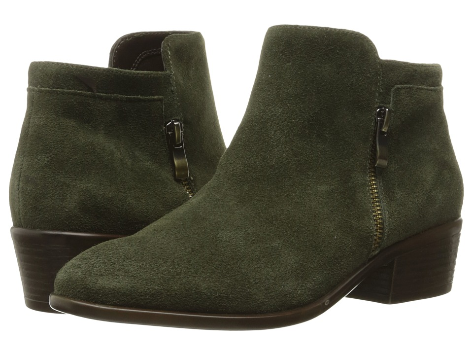 Aerosoles Mythology (Dark Green Suede) Women