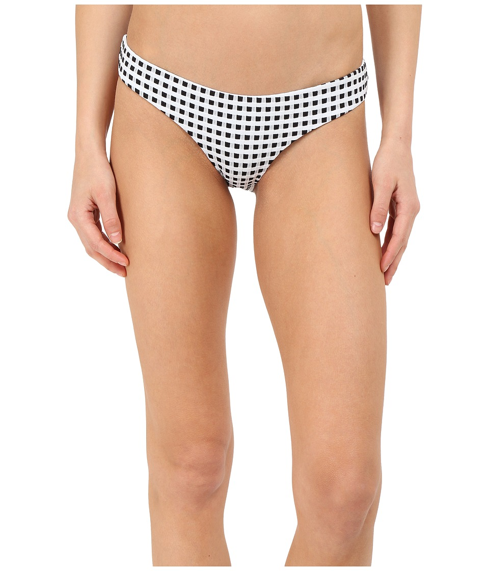onia - Lily (Black/White) Women's Swimwear