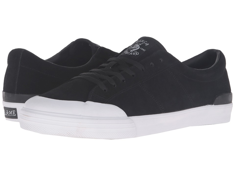 Circa - Fremont (Black/White) Men's Skate Shoes