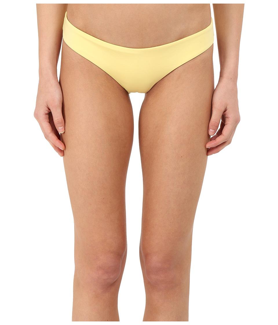 onia - Lily (Pale Banana) Women's Swimwear