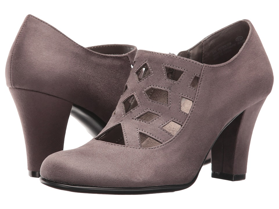 Aerosoles - Petroleum (Grey) High Heels