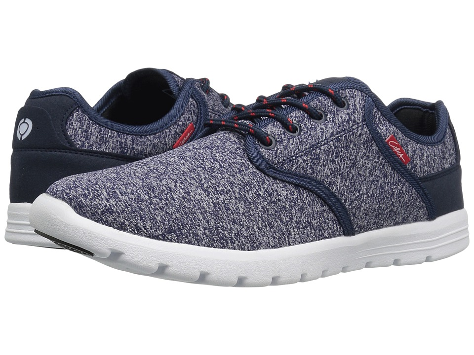 Circa - Atlas (Navy/White) Men's Skate Shoes