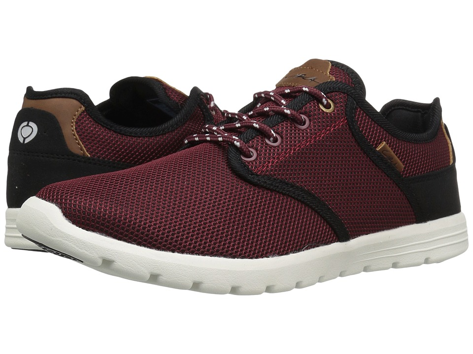 Circa - Atlas (Burgundy/Brown) Men's Skate Shoes