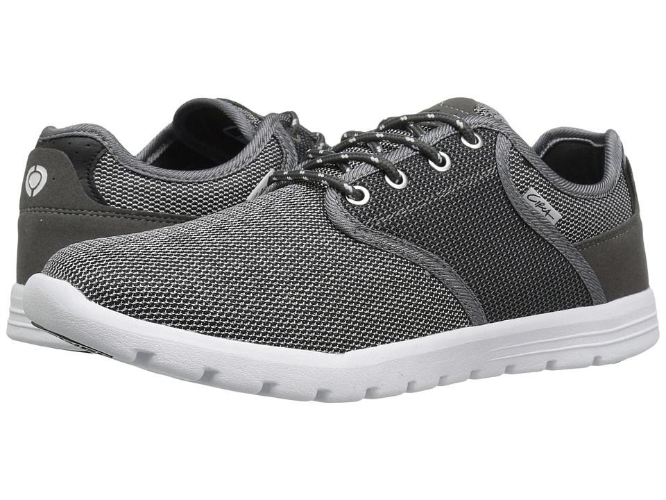 Circa - Atlas (Silver/Black) Men's Skate Shoes