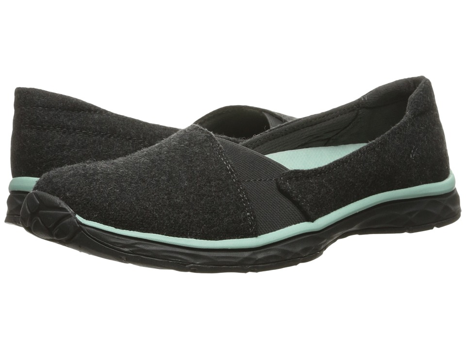 Dr. Scholl's - Avalon (Charcoal Flannel) Women's Slip on Shoes