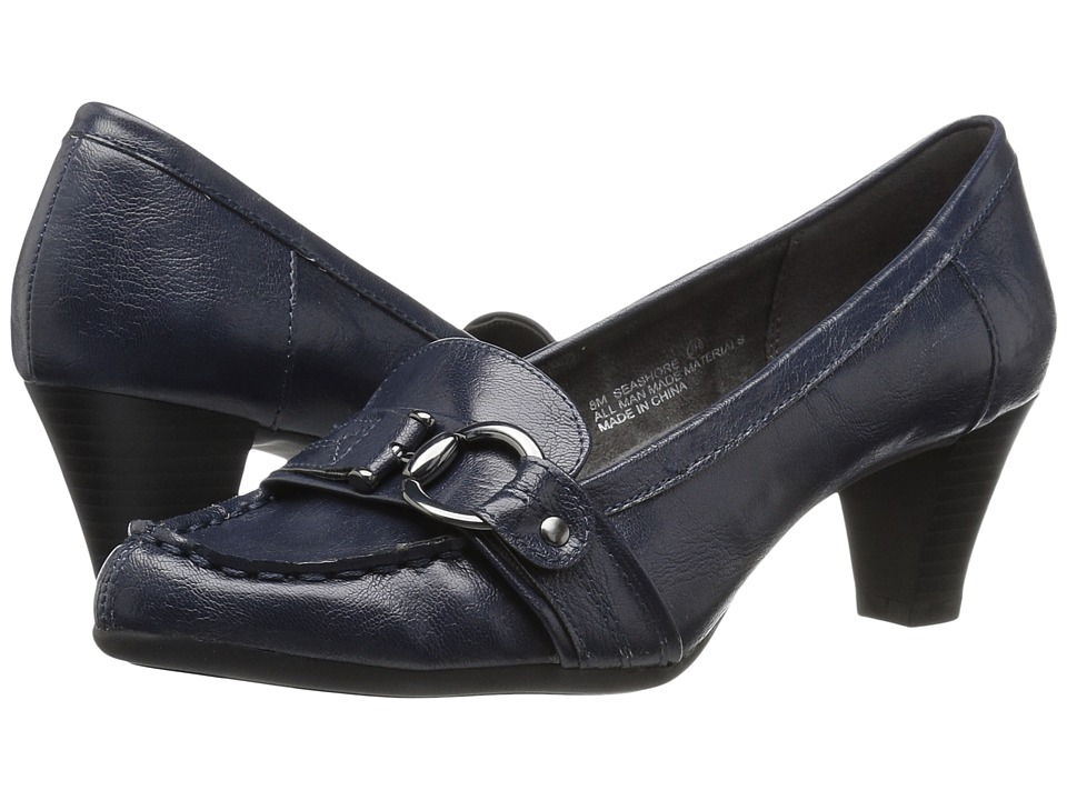 Aerosoles - Seashore (Navy) High Heels